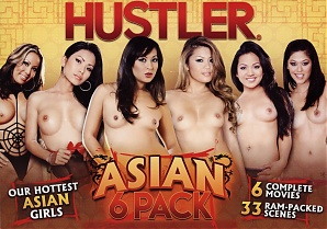 Asian 6 Pack (6 DVD Set)